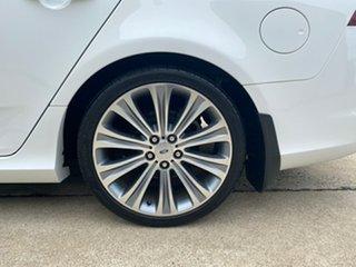 2015 Ford Falcon FG X G6E Turbo White 6 Speed Sports Automatic Sedan