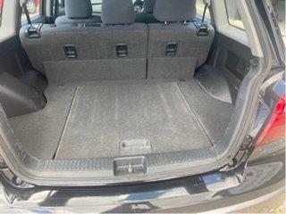 2006 Mitsubishi Outlander ZF MY07 LS Black 4 Speed Auto Sports Mode Wagon