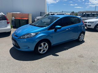 2009 Ford Fiesta WS CL Blue 4 Speed Automatic Hatchback.
