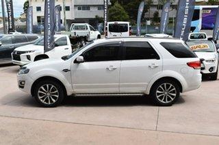 2016 Ford Territory SZ MkII Titanium Seq Sport Shift White 6 Speed Sports Automatic Wagon