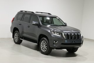 2020 Toyota Landcruiser Prado GDJ150R VX Grey 6 Speed Automatic Wagon