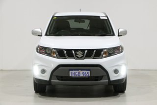 2016 Suzuki Vitara LY S Turbo (2WD) White 6 Speed Automatic Wagon.