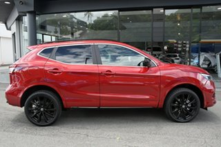 2020 Nissan Qashqai J11 Series 3 MY20 Midnight Edition X-tronic Magnetic Red 1 Speed.