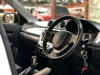 2015 Suzuki Vitara LY RT-S 2WD White 6 Speed Sports Automatic Wagon