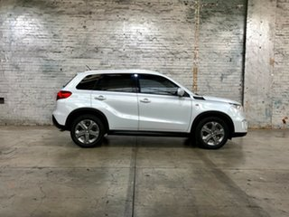 2015 Suzuki Vitara LY RT-S 2WD White 6 Speed Sports Automatic Wagon