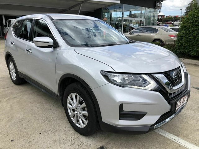 Used Nissan X-Trail T32 Series II ST X-tronic 2WD Yamanto, 2018 Nissan X-Trail T32 Series II ST X-tronic 2WD Silver 7 Speed Constant Variable Wagon