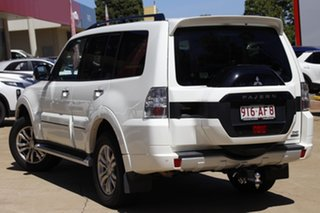 2020 Mitsubishi Pajero NX MY21 Exceed White 5 Speed Sports Automatic Wagon.