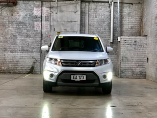 2015 Suzuki Vitara LY RT-S 2WD White 6 Speed Sports Automatic Wagon.