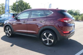 2016 Hyundai Tucson TLE Elite D-CT AWD Red 7 Speed Sports Automatic Dual Clutch Wagon.
