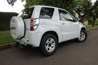 2010 Suzuki Grand Vitara JB MY09 White 4 Speed Automatic Hardtop.