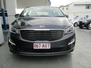 2018 Kia Carnival YP PE MY19 S Grey 8 Speed Automatic Wagon