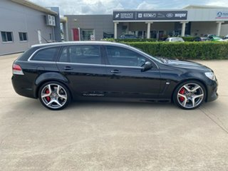 2015 Holden Special Vehicles ClubSport Gen-F MY15 R8 Tourer Black 6 Speed Sports Automatic Wagon.