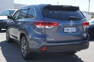 2017 Toyota Kluger GSU55R GXL AWD Grey 8 Speed Sports Automatic Wagon