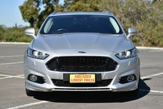 2015 Ford Mondeo MD Titanium Silver 6 Speed Sports Automatic Dual Clutch Wagon.