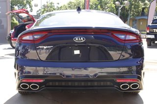 2019 Kia Stinger CK MY19 330S Fastback Blue 8 Speed Sports Automatic Sedan