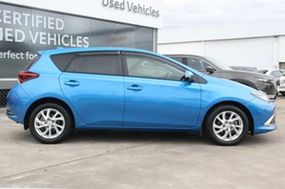2016 Toyota Corolla ZRE182R Ascent Sport S-CVT Blue Gem 7 Speed Constant Variable Hatchback