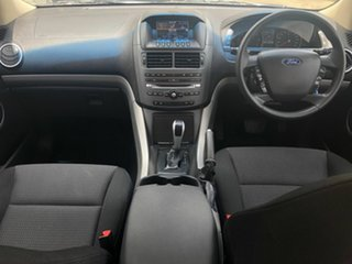 2012 Ford Territory SZ TX Seq Sport Shift Grey 6 Speed Sports Automatic Wagon