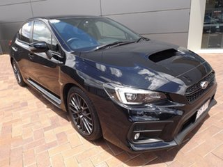 2017 Subaru WRX V1 MY17 Lineartronic AWD Black 8 Speed Constant Variable Sedan.