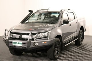 2016 Holden Colorado RG MY17 Z71 Pickup Crew Cab Grey 6 speed Automatic Utility.