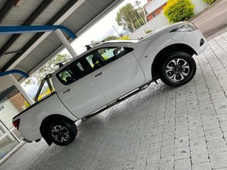 2017 Mazda BT-50 XTR White Sports Automatic Dual Cab Utility