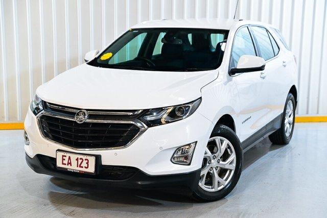Used Holden Equinox EQ MY18 LT FWD Hendra, 2018 Holden Equinox EQ MY18 LT FWD White 9 Speed Sports Automatic Wagon