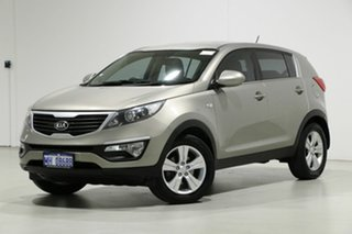 2013 Kia Sportage SL Series 2 SI (FWD) Silver 6 Speed Automatic Wagon