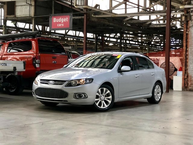 Used Ford Falcon FG MkII G6 EcoBoost Mile End South, 2012 Ford Falcon FG MkII G6 EcoBoost Silver 6 Speed Sports Automatic Sedan