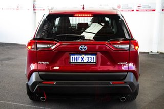 2020 Toyota RAV4 Axah52R GX 2WD Atomic Rush 6 Speed Constant Variable Wagon Hybrid