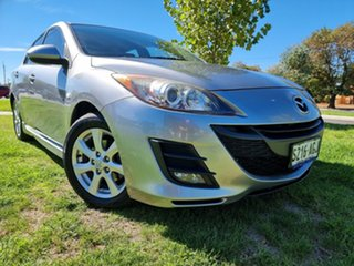 2010 Mazda 3 BL10F1 MY10 Maxx Sport Aluminium 6 Speed Manual Hatchback.