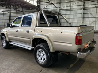 2004 Toyota Hilux VZN167R MY04 SR5 Gold 4 Speed Automatic Utility