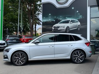 2020 Skoda Scala NW MY20.5 110TSI DSG Launch Edition Silver 7 Speed Sports Automatic Dual Clutch