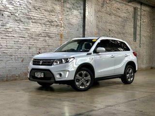 2015 Suzuki Vitara LY RT-S 2WD White 6 Speed Sports Automatic Wagon.