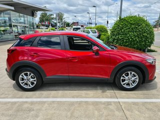 2016 Mazda CX-3 DK2W7A Maxx SKYACTIV-Drive Red 6 Speed Sports Automatic Wagon.