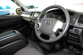 2017 Toyota HiAce KDH201R MY16 LWB French Vanilla 4 Speed Automatic Van