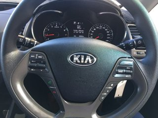 2016 Kia Cerato YD S White Sports Automatic