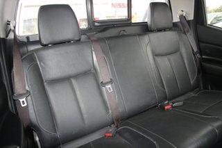 2016 Nissan Navara NP300 D23 ST-X (4x2) Grey 7 Speed Automatic Dual Cab Utility