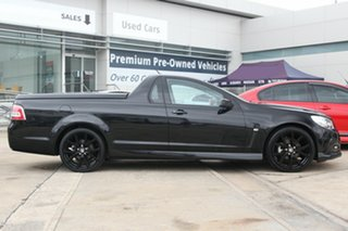 2015 Holden Ute VF MY15 SV6 Lightning Black 6 Speed Automatic Utility