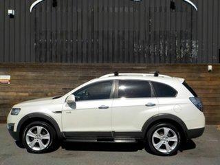 2011 Holden Captiva CG Series II 7 AWD LX White 6 Speed Sports Automatic Wagon