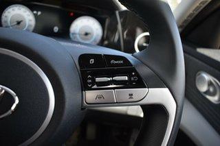 2020 Hyundai i30 CN7.V1 MY21 Elite Polar White 6 Speed Sports Automatic Sedan