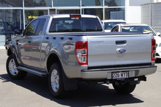 2016 Ford Ranger PX MkII XLT Super Cab Silver 6 Speed Manual Utility