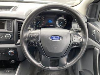 2017 Ford Ranger PX MkII XL Hi-Rider Frozen White 6 Speed Sports Automatic Cab Chassis
