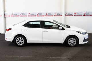 2017 Toyota Corolla ZRE172R MY17 Ascent Glacier White 7 Speed CVT Auto Sequential Sedan