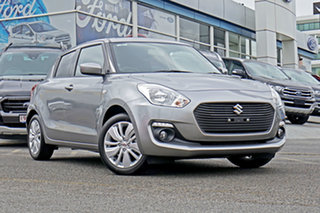 2020 Suzuki Swift AZ Series II GL Navigator Premium Silver 1 Speed Constant Variable Hatchback