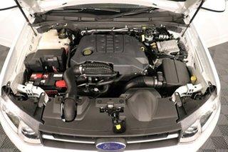 2016 Ford Territory SZ MkII TX Seq Sport Shift AWD White 6 speed Automatic Wagon
