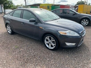 2009 Ford Mondeo Zetec Black 4 Speed Auto Active Select Hatchback.