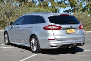 2015 Ford Mondeo MD Titanium Silver 6 Speed Sports Automatic Dual Clutch Wagon