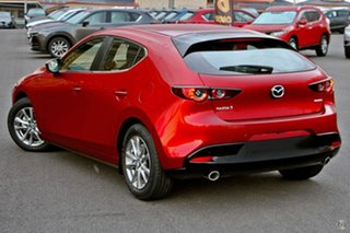 2020 Mazda 3 BP2H7A G20 SKYACTIV-Drive Pure Red 6 Speed Sports Automatic Hatchback