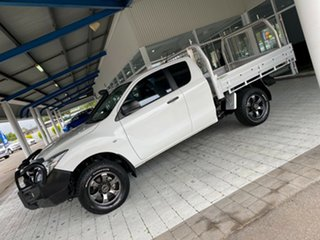 2018 Mazda BT-50 XT Cool White Sports Automatic Cab Chassis - Extended Cab