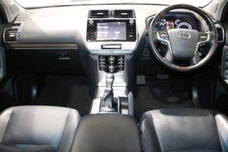 2018 Toyota Landcruiser Prado GDJ150R Kakadu (4x4) Crystal Pearl 6 Speed Automatic Wagon