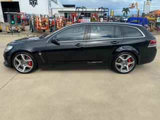 2015 Holden Special Vehicles ClubSport Gen-F MY15 R8 Tourer Black 6 Speed Sports Automatic Wagon